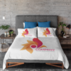 Customized Monogrammed bed sheets