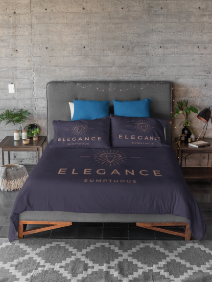 personalised bed sheets corporate gifts