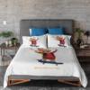 Customized kids bedsheet